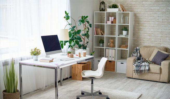 Home office extension
